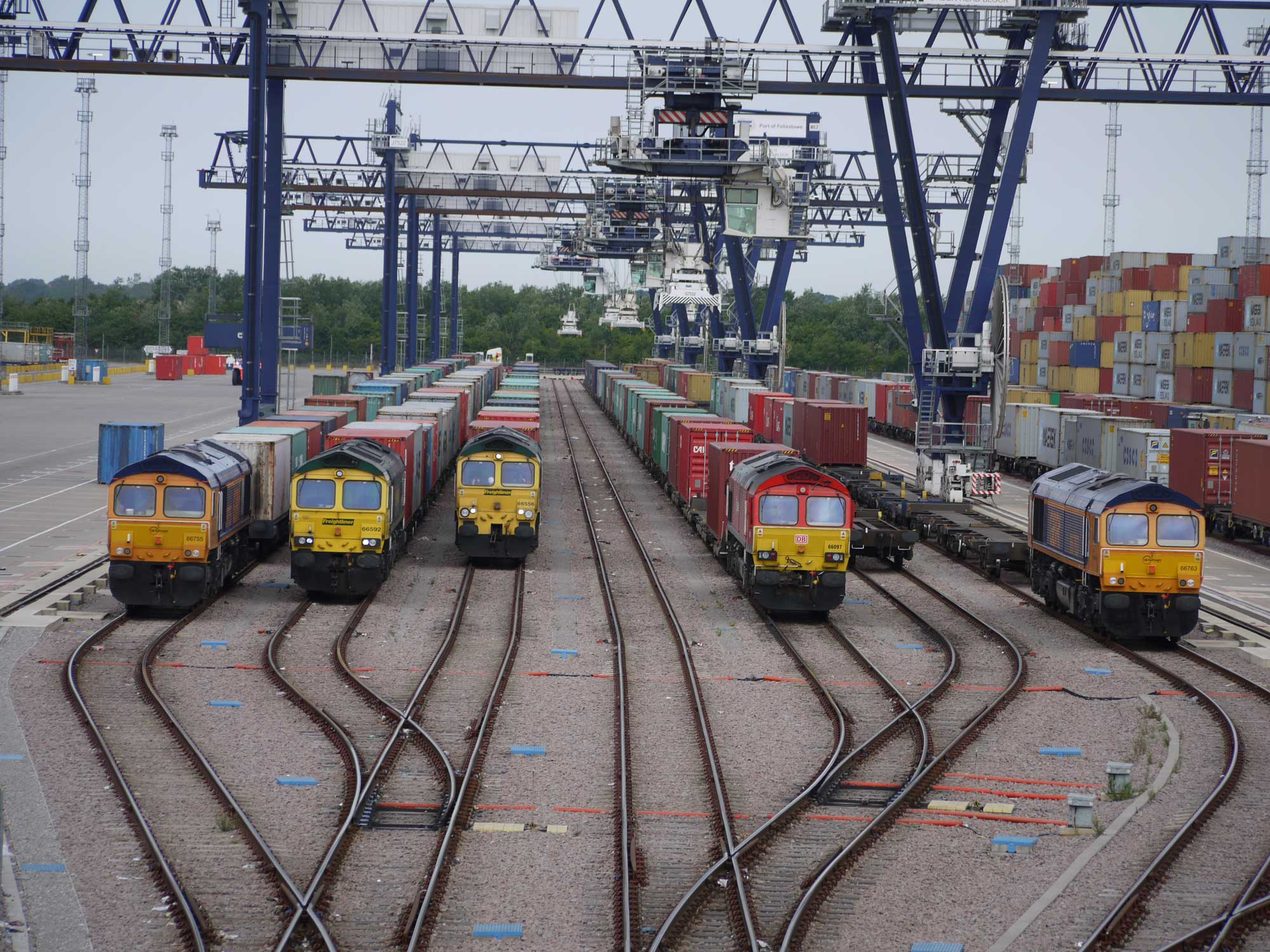 Rail Haulage
